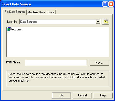 Importing Data from Excel